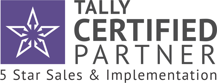 Tally 5 Star Partner